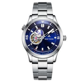 Seattle Columbus Blue Dial Stainless Steel Watches RGA1693-2-YLY