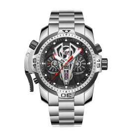 Aurora Concept II Complicated Sport Automatic Stainless Steel Men Waterproof Watches RGA3591-YBY
