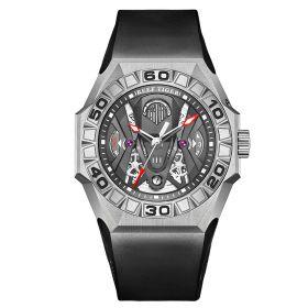Aurora Black Shark COMMON Steel Automatic Watch RGA6912-YBBR