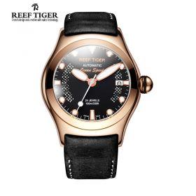 Aurora Ocean Speed  RT6501 Automatic Rose Gold Mens Watch