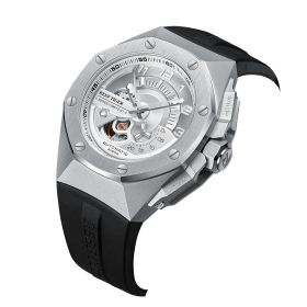 Limited Edition V Series Sports Steel Automatic White Dial Watches RGA92S7